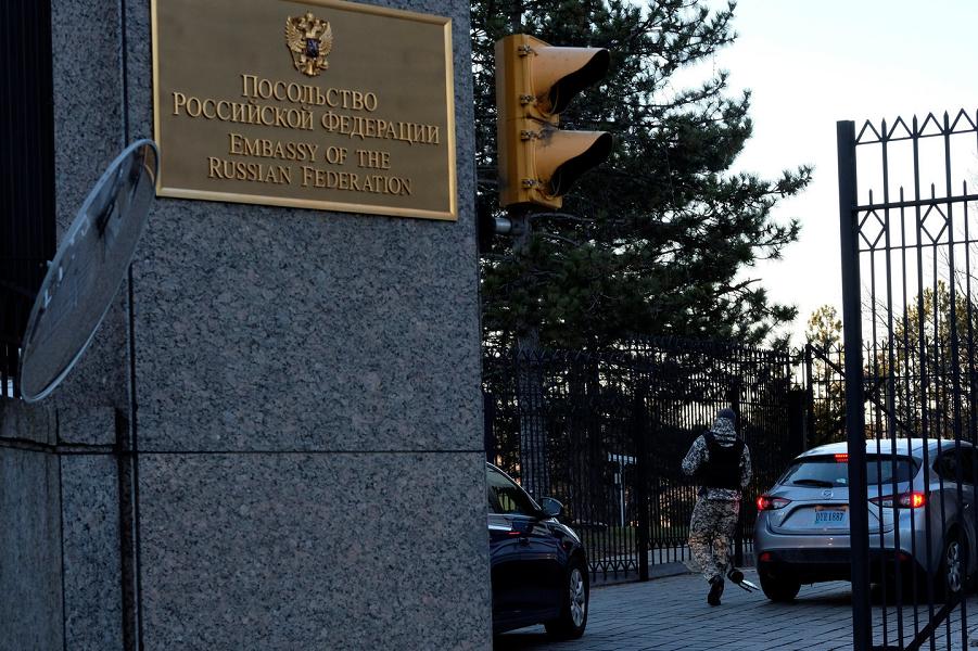 США и 14 европейских стран высылают дипломатов