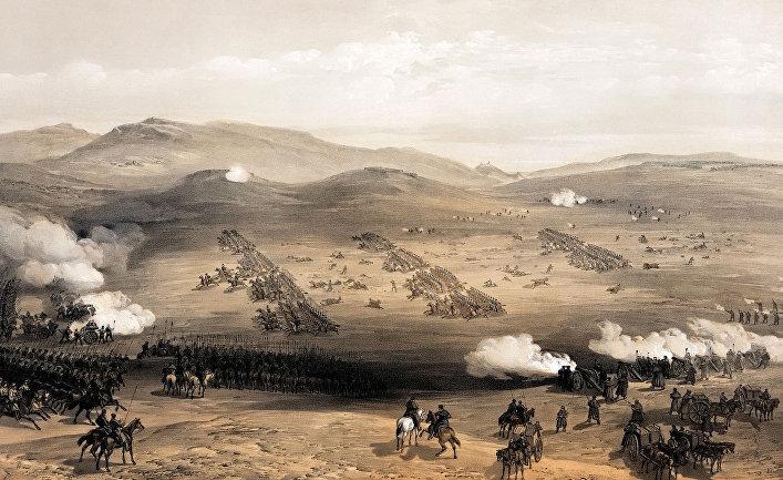 Балаклавская битва. Как расстреляли элитный корпус англичан