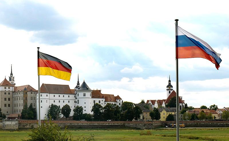 Россия и Германия объединятся, чтобы спастись от краха
