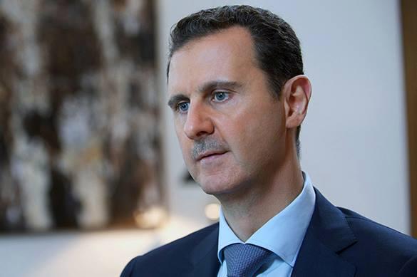 Башар Асад назвал американские войска «оккупантами»