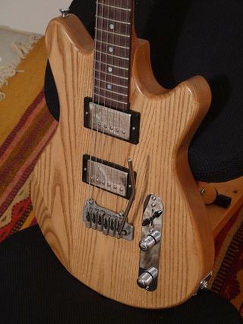 Ремонт эл гитары своими руками 68