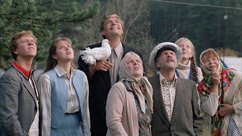 6 самых счастливых семьей из советских фильмов