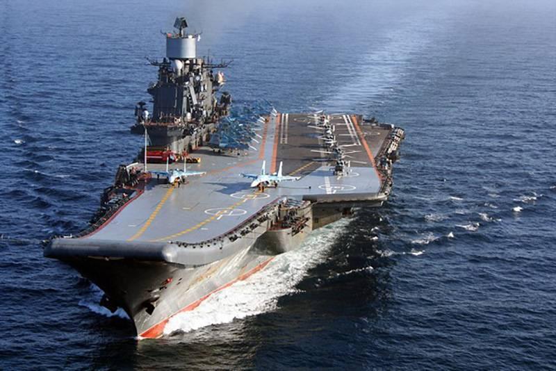 Черноморский судостроительный завод: «Тбилиси» – «Адмирал Кузнецов», достройка и служба тяжелого авианесущего крейсера