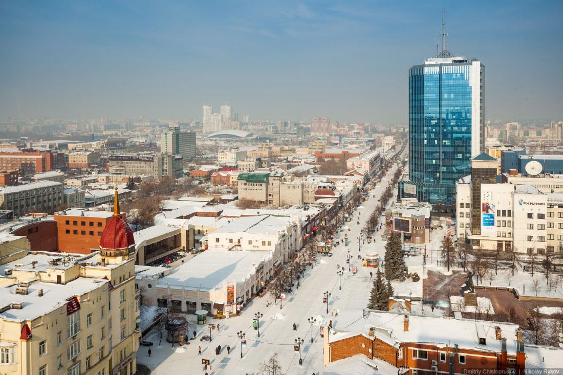 Самые-самые российские города этого года