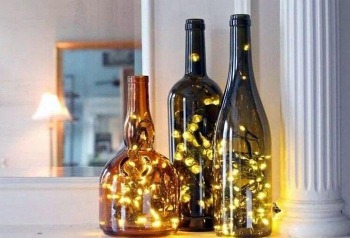 Невероятные идеи новогоднего декора