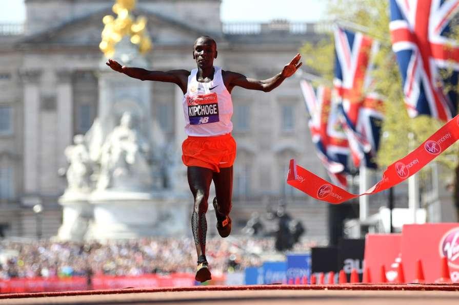 Кенийские бегуны выиграли «Л…