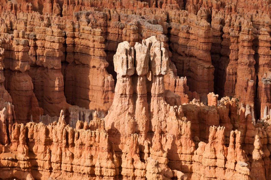 Каньон Брайс, Юта, США геология, история с географией, красота, скалы