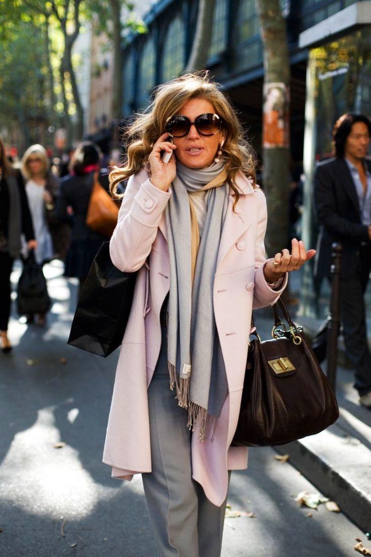 Нет старушачьему шику: 10 особенностей стильного возрастного гардероба