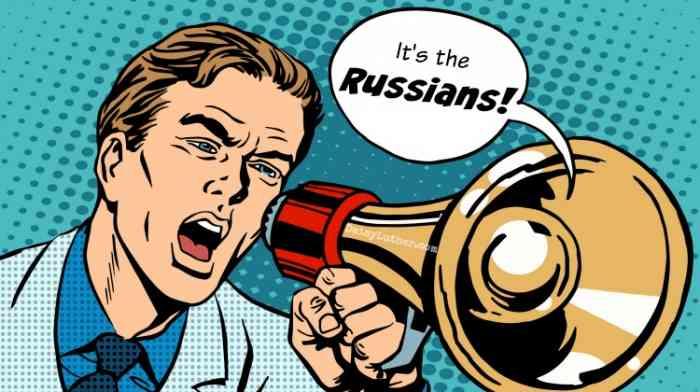DaisyLuther: Хватит уже об «агрессивных русских». Прямо сейчас тут, в Америке, осуществляется настоящий заговор.