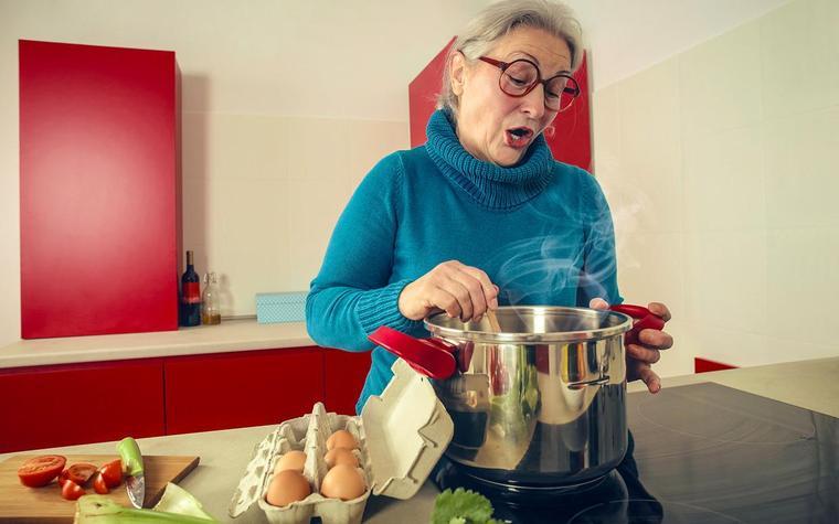 Почему наши мамы плохо готовят?
