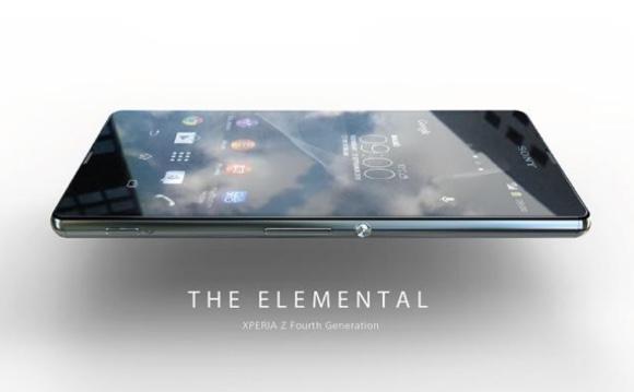 Смартфон Sony Xperia Z4 появится в версиях с Full HD и QHD-дисплеями
