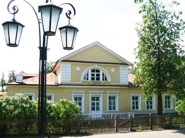 фото музея чайковского в алапаевске