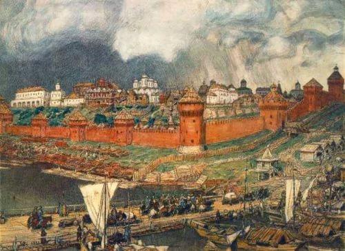 Археологические и архитектурные памятники древнерусских городов