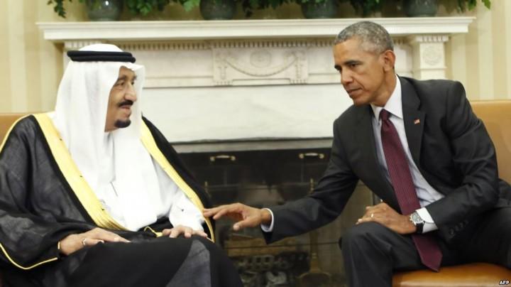 Дружбе Вашингтона и Эр-Рияда…