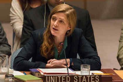 Постпред США усмотрела в сокращении финансирования ООН выгоду для России