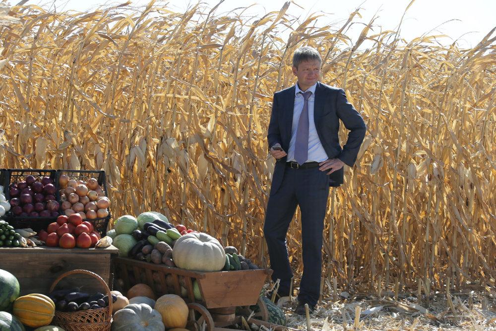 Александр Ткачев: рост сельхозпроизводства по итогам 2017 года может составить 3,5%