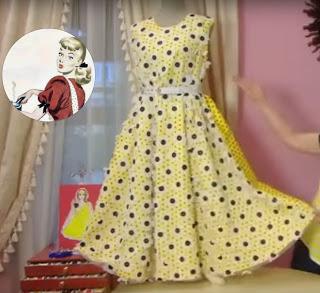 Сшить платье за минуту 4