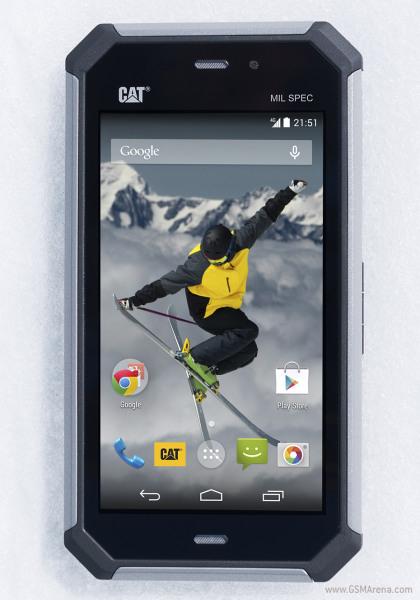 CAT выпустила защищенный смартфон CAT S50 с неплохим функционалом