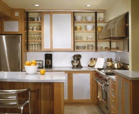 3 простых гениальных решения для очень маленькой кухни фото 6