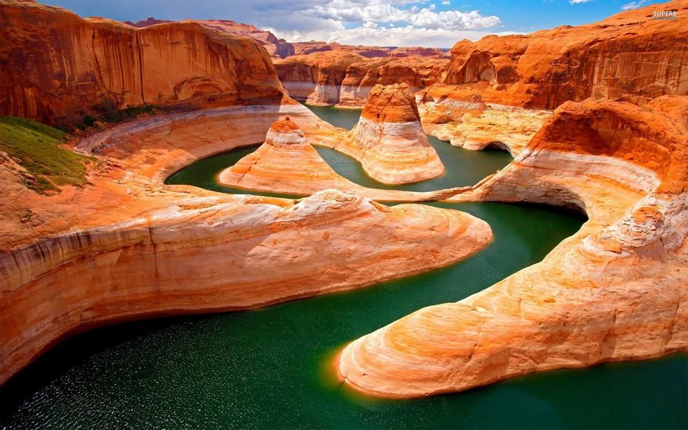 Вниз не смотреть! Самые глубокие каньоны планеты