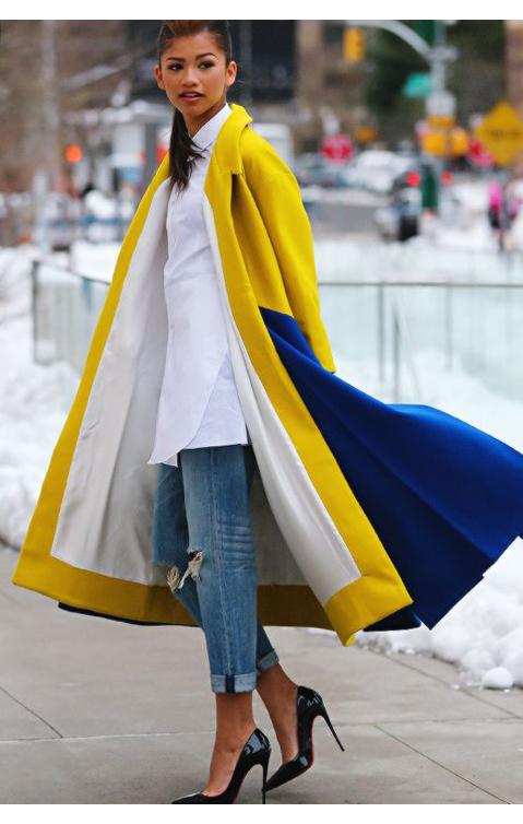 5 способов сделать ярким и стильным зимний гардероб