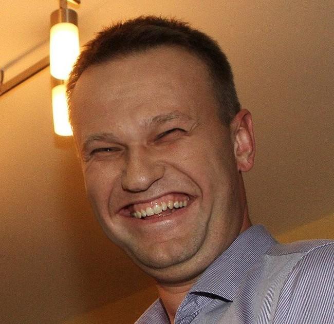 Клоун Навальный снова устрои…