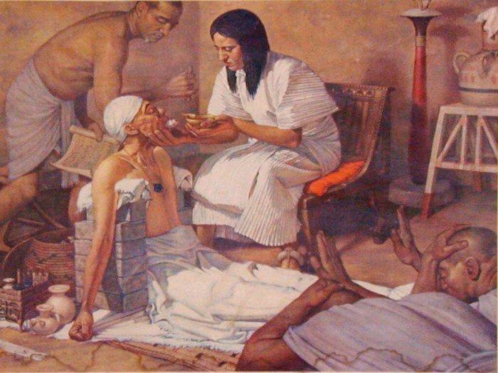 Древнеегипетская медицина: хирургия, обрезание и протезы