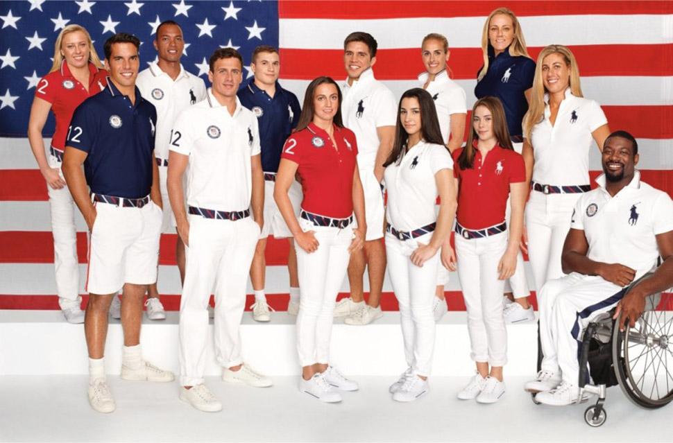 В отличной форме: в чем поедут национальные сборные на Олимпиаду-2016