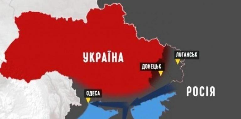 Ополченцы прорубят сухопутный коридор в Крым