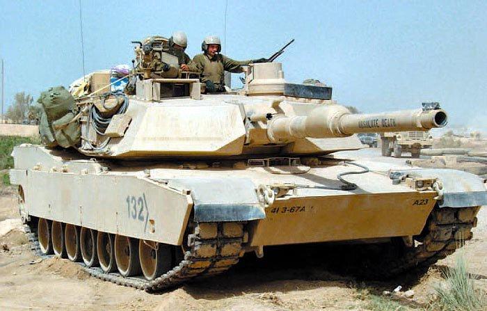 Наши танки полное shit: В Пентагоне заявили об утрате танками «Абрамс» мирового лидерства