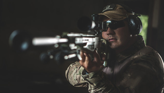 """""""Калашников"""" представит на """"Армии-2016"""" две новейшие снайперские винтовки"""