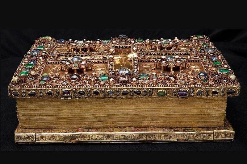 Самые роскошные средневековые рукописи