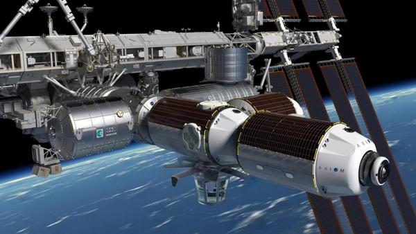 Космические туристы имеют возможность 10 дней пожить на МКС за 55.000.000$
