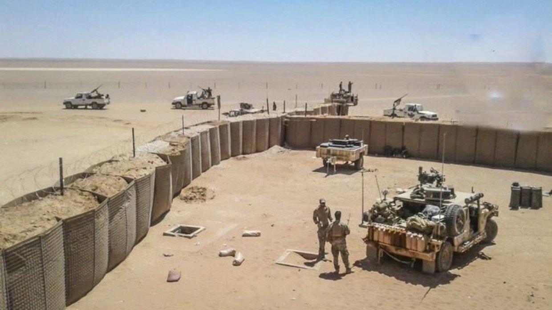 США незаконно строят базы в Сирии, пытаясь догнать Россию. Вот только цели у нас очень разные!