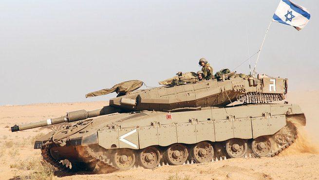 На пороге новой войны: армия Израиля отрабатывает штурм сирийских Голанских высот