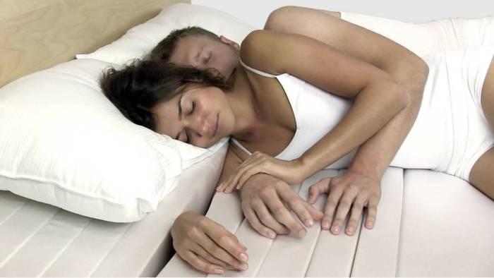 Необычный мягкий матрас для полноценного сна и отдыха.