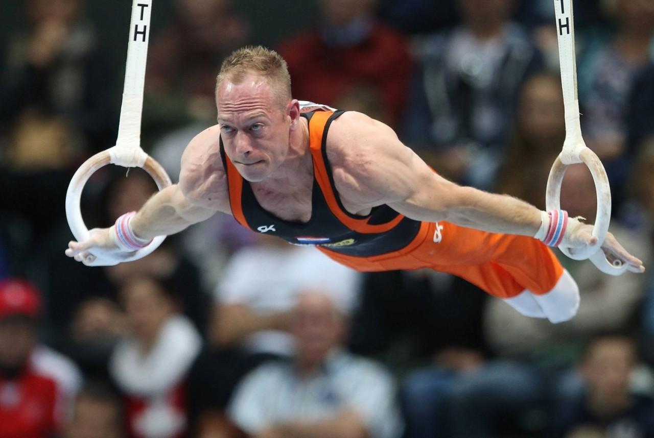 Голландского гимнаста, который попадался на кокаине, выгнали с Олимпиады за пьянство