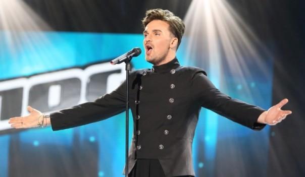 Российский певец Панайотов призвал к бойкоту Евровидения на Украине