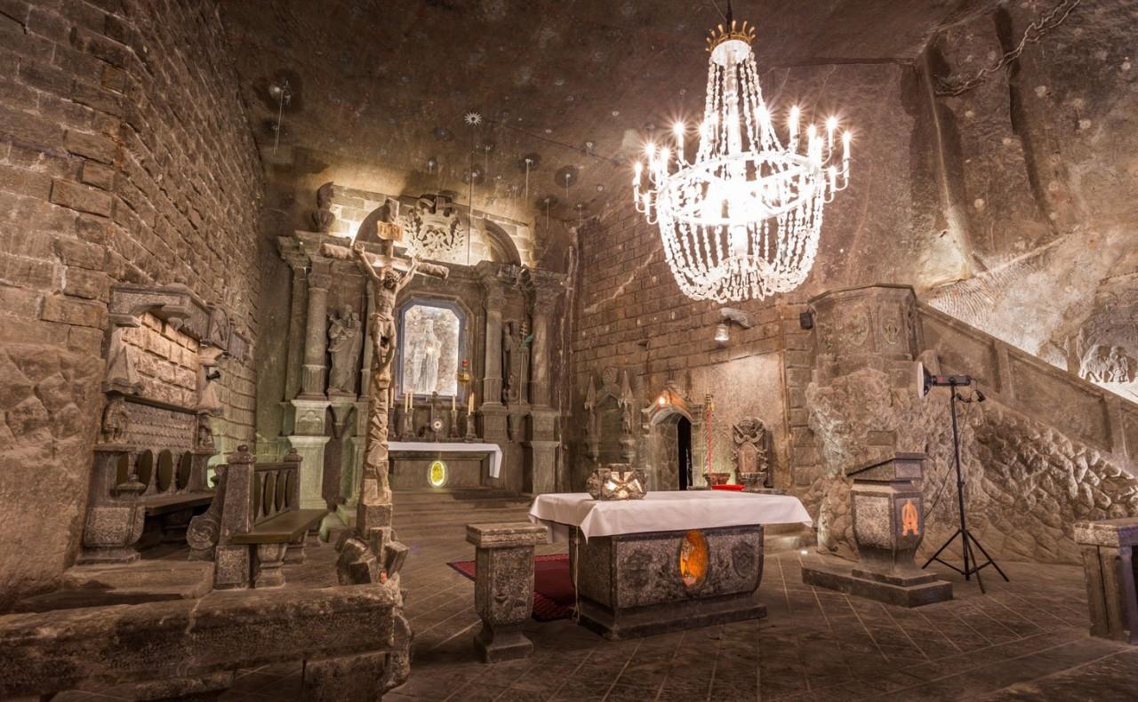 9 живописных мест мира, где можно пожениться