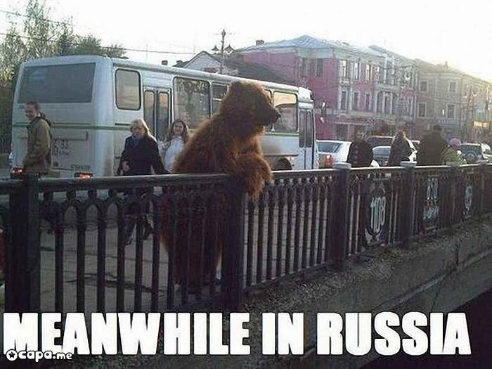 Подслушано... (Прикольные истории с известного ресурса) Иностранцы о России