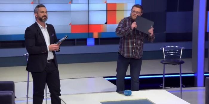 Украинские телеведущие призвали к этническим чисткам в стране