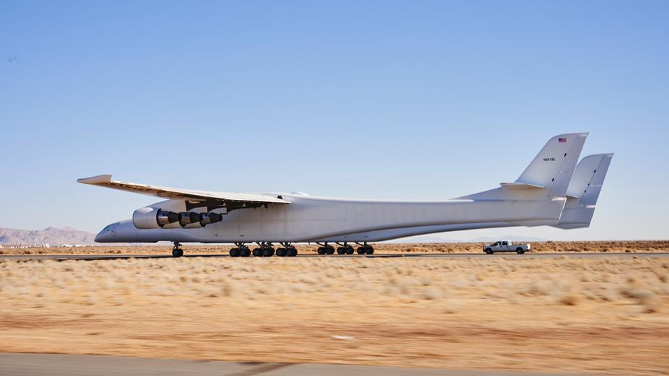 Самый длиннокрылый самолет в…