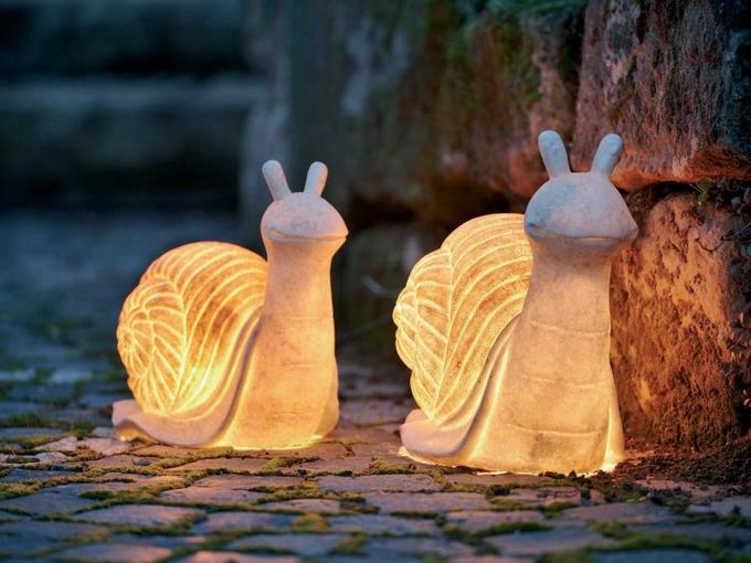 Освещение дорожек в саду: оригинальные идеи