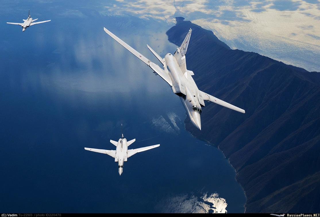 Оснащение дальних бомбардировщиков Ту-22М3 новыми крылатыми ракетами большой дальности