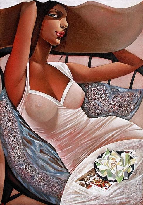 Ira Tsantekidou by Catherine La Rose (81) (489x700, 329Kb)