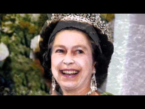 Diamond Jubilee of Queen Elizabeth II (morph sequence)