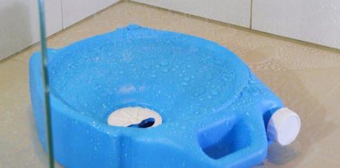 Новый способ экономии воды в душе