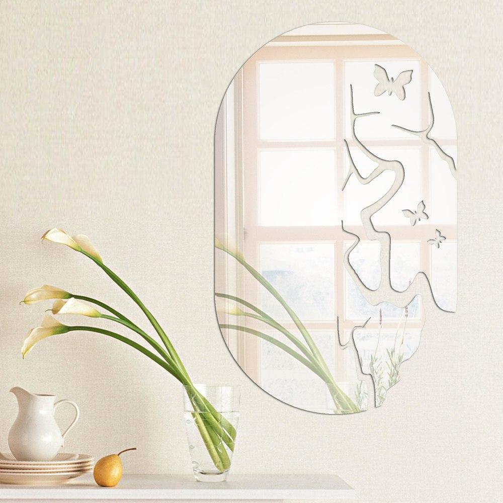 Зеркала наклейки (12 фото)