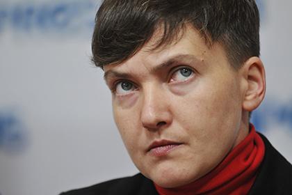 Советник Авакова предложил вернуть Савченко в Россию