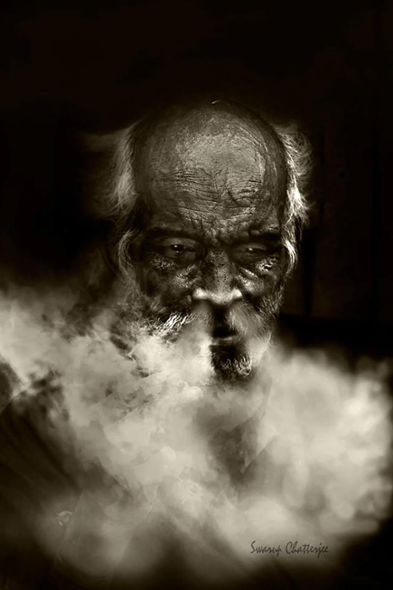 Священный транс - 2 - Варанаси, Индия индия, красота, талант, творчество, фото, фотограф, фотография, художник